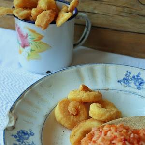Fried Squid Setubal Style