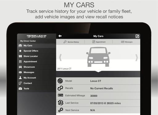 玩免費生產應用APP|下載Meade Lexus of Southfield app不用錢|硬是要APP