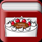 Your Books Happy Birthday
