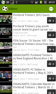 Portland Timbers Fan - screenshot thumbnail