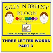 Three Letter Words Part 3 Free