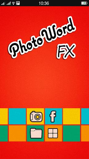 Photo Word FX