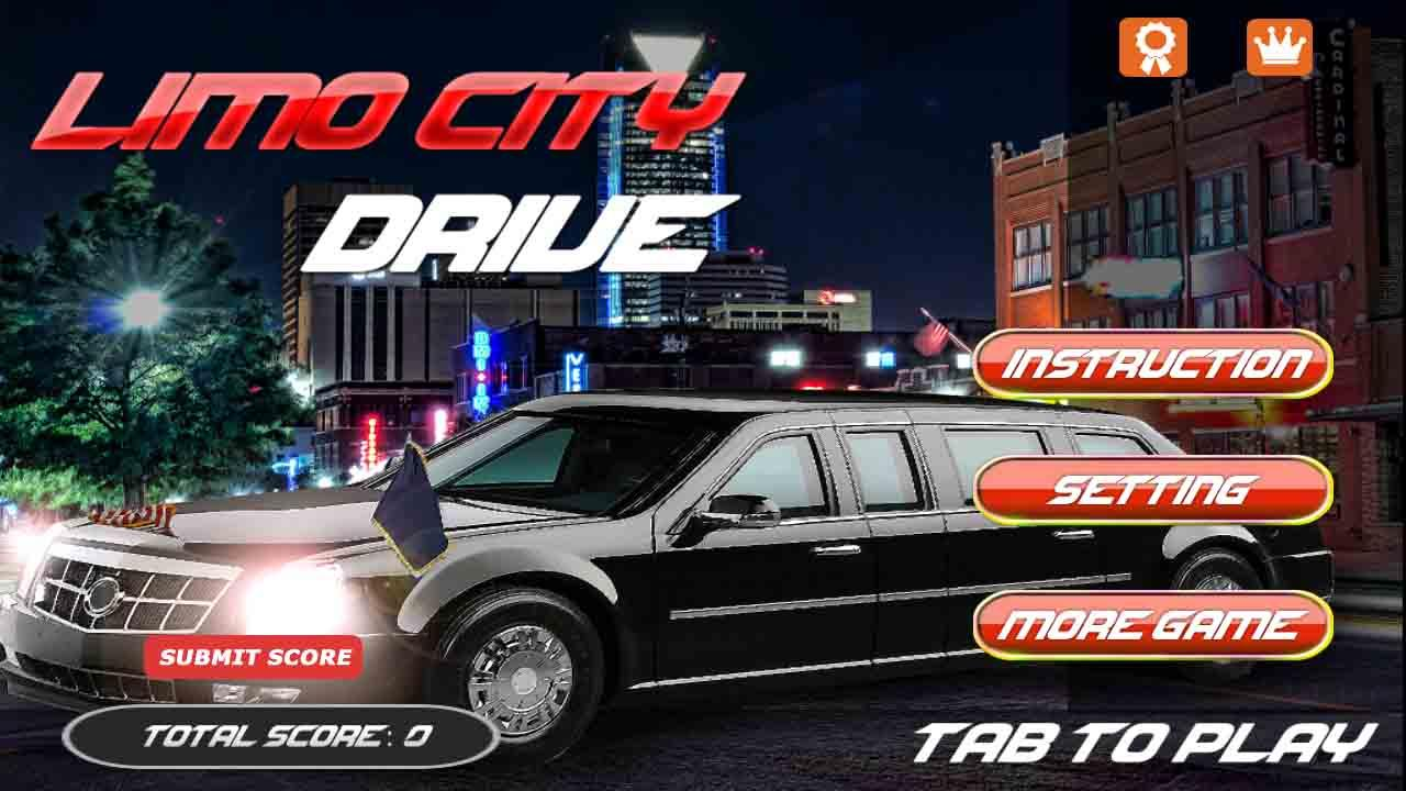 SPORT LIMO CITY DRIVE- screenshot