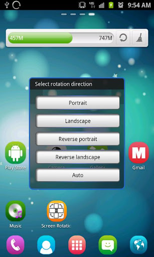 PC u7528 Screen Rotation Control 1