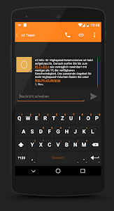 Xen Orange CM 11 Theme v1.1