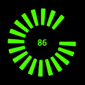 Battery Life Live Wallpaper icon