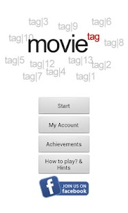 Movie Tag Game - screenshot thumbnail