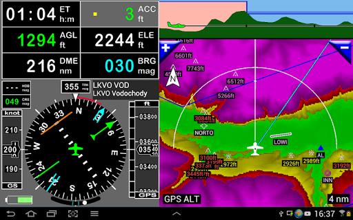 FLY is FUN Aviation Navigation  screenshots 11