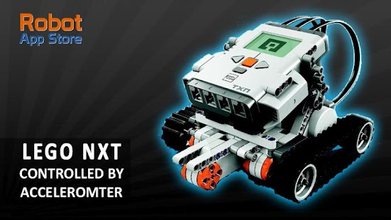 Steering Wheel for LEGO NXT - screenshot thumbnail