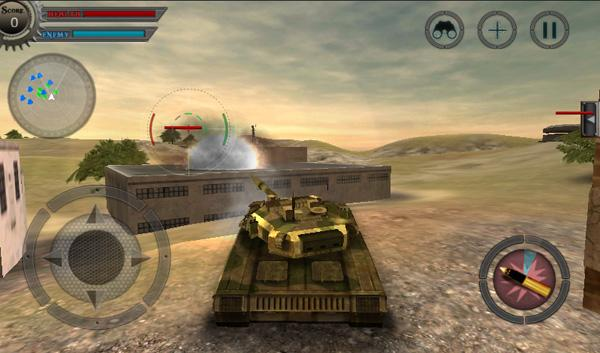 Tank Attack Blitz: Panzer War- screenshot