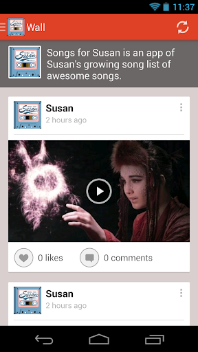 Songs for Susan