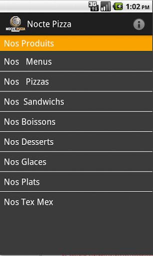 Nocte Pizza