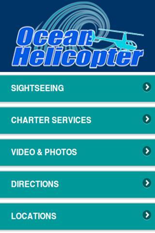 Ocean Helicopter