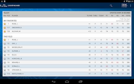U.S. Open Golf Championship Screenshot 8