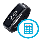 Gear Fit BMI