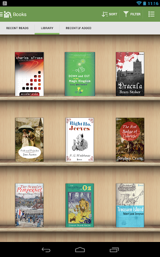 Aldiko Book Reader  screenshots 13