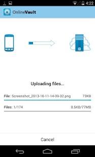 Online Vault- screenshot thumbnail