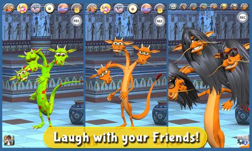 玩漫畫App|會說話的3節龍豪華免費|APP試玩