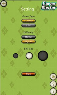 Carom Master (Billiard)- screenshot thumbnail
