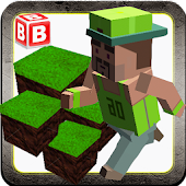 Mine Build Runner Survival 3D