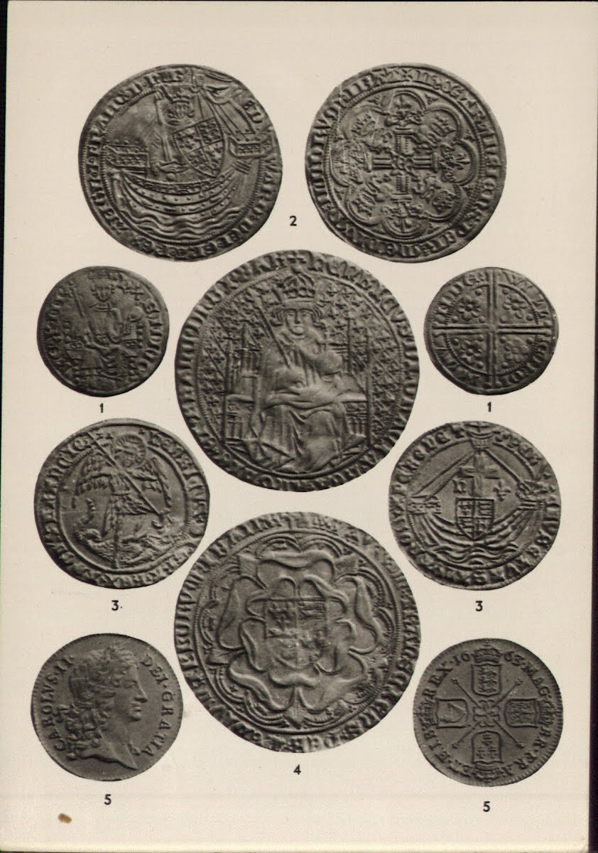 Fin Coin Norman 1066-1509 Various
