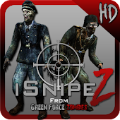 iSnipe : Zombies HD (Beta)