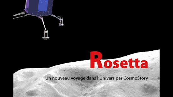 Rosetta (Churyumov) Capture d'écran