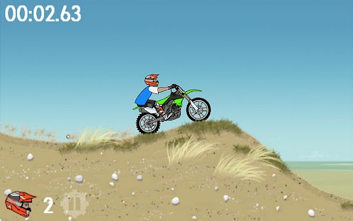Moto X Mayhem Free - screenshot thumbnail