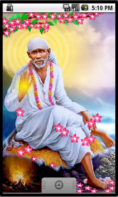 My SaiBaba Free Live Wallpaper - screenshot