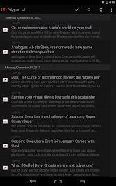 Press (RSS Reader) Screenshot 13
