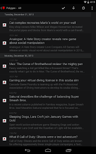 Press (RSS Reader) Screenshot 13