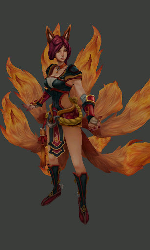 Viewer for Ahri