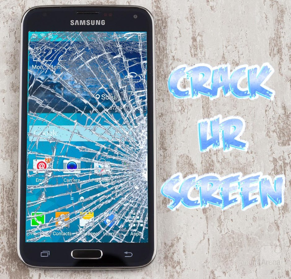 Crack your screen app
