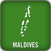 Maldives GPS Map