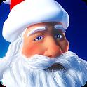Genial Santa Claus icon