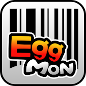 EggMon barcode and QR search