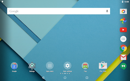 Apex Launcher Screenshot 1