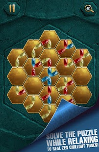 Crystalux puzzle game - screenshot thumbnail
