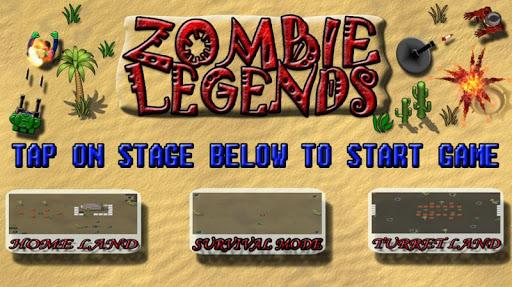 Zombie Legends
