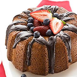 Rich White Toblerone Cake