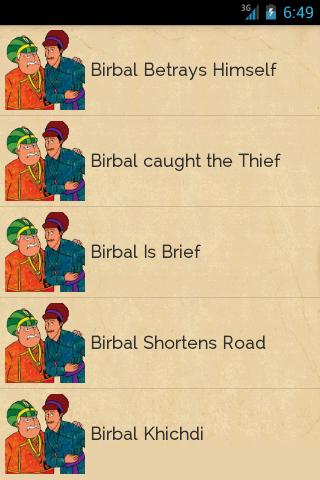 Akbar And Birabal