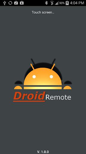 Droid Remote - PC Remote