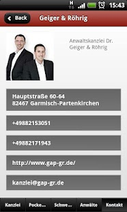 Geiger & Röhrig- screenshot thumbnail