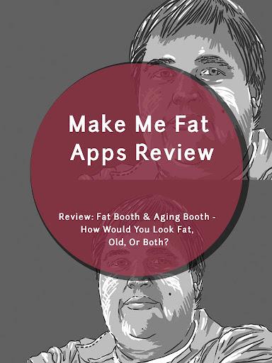讓我胖的應用程序審查