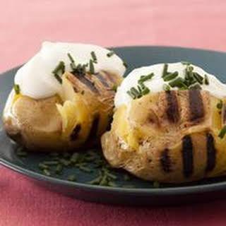Stuffed Potatoes.