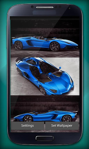 Lamborghini Live Wallpaper HD