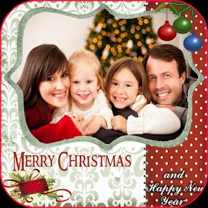 christmas frame apps