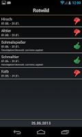 Screenshot of Jagdbutler (beta)
