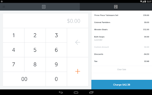 Square Register - POS Screenshot 12