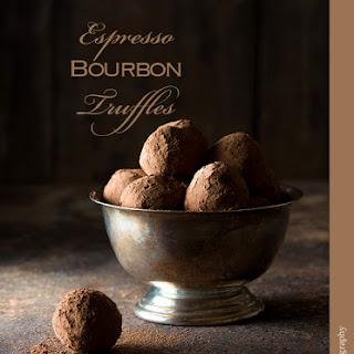 Espresso Bourbon Truffles.